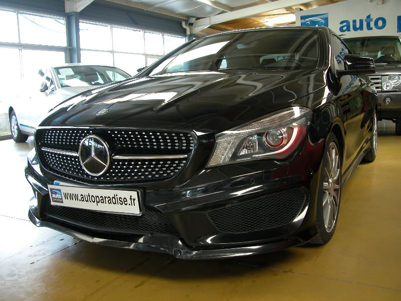 Véhicule d'occasion MERCEDES CLA 220 CDI FASCINATION 7G-DCT PACK AMG