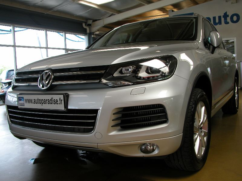 Véhicule d'occasion VOLKSWAGEN TOUAREG 3.0 TDI 240 CARAT